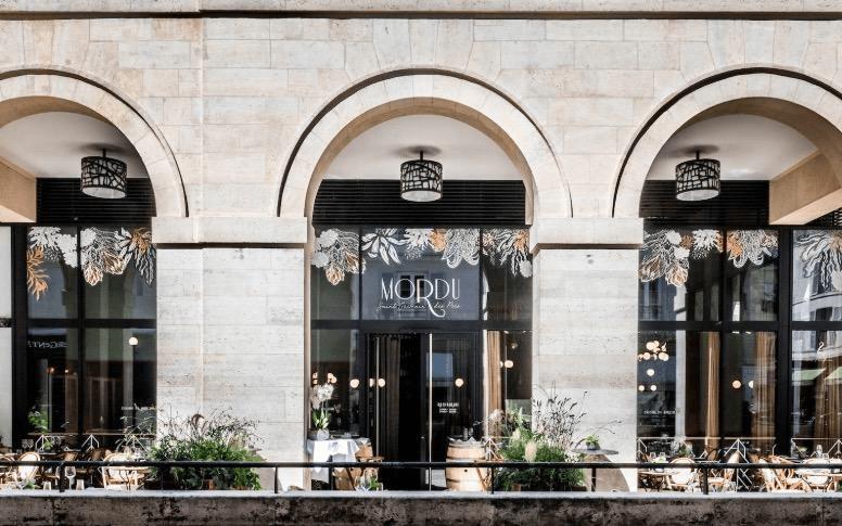 Restaurant mordu paris saint germain